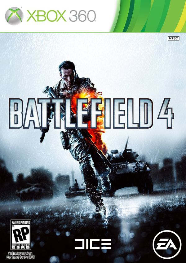 Battlefield 4 New And Sealed Xbox Video Games Xbox Xbox 360 Games