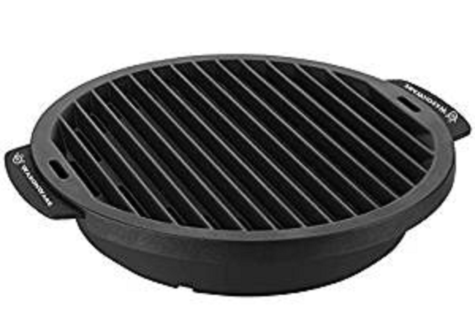 Amazon Waxonware Nonstick Grill Pan For Stove Top Smokeless