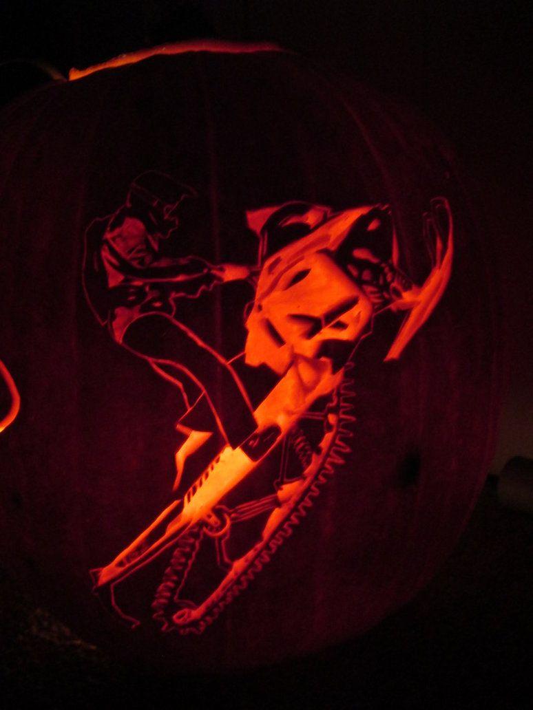 Ski doo pumpkin pumpkins pinterest carving