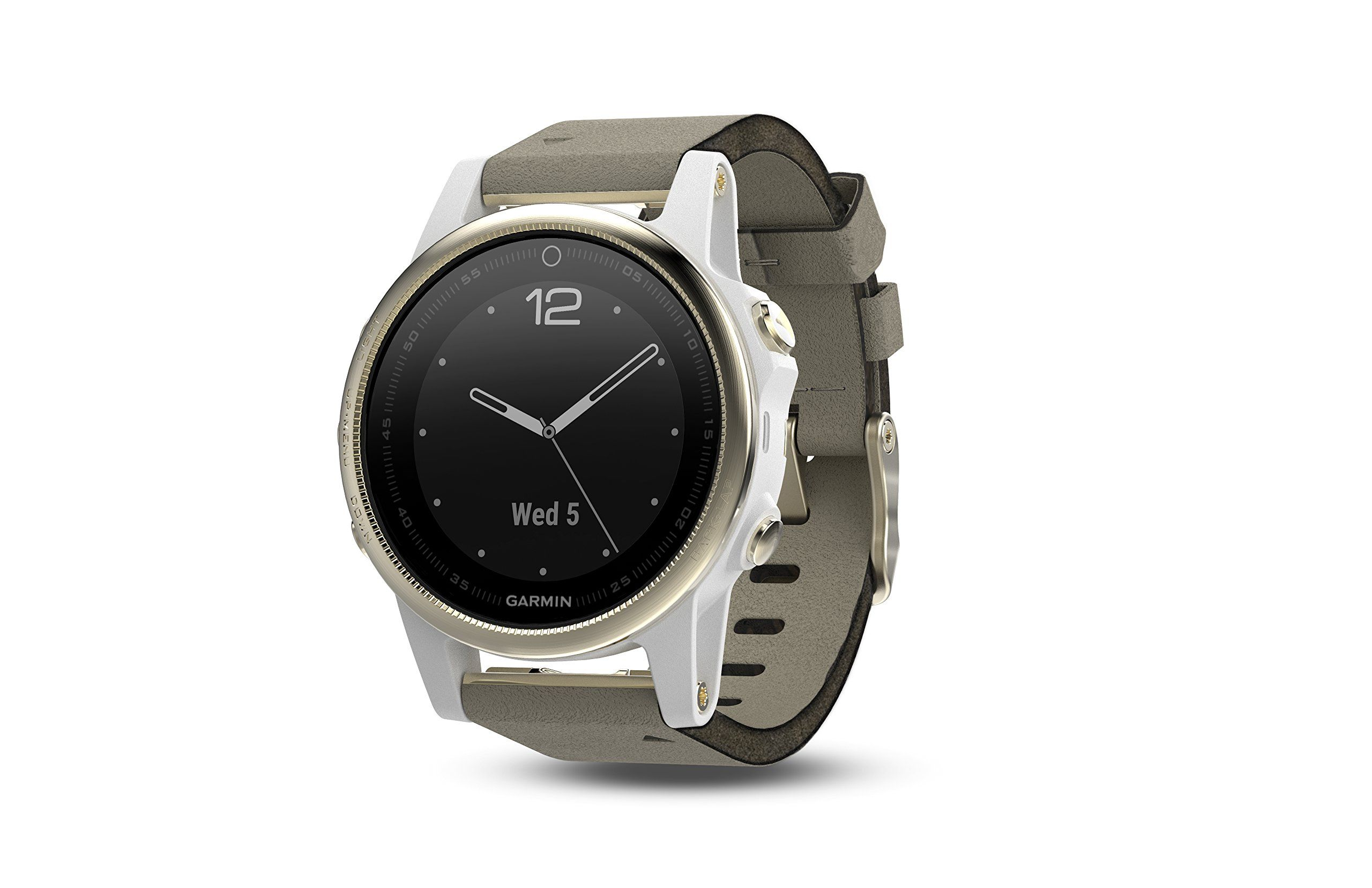 product sapphire with unisex band titanium garmin fenix en