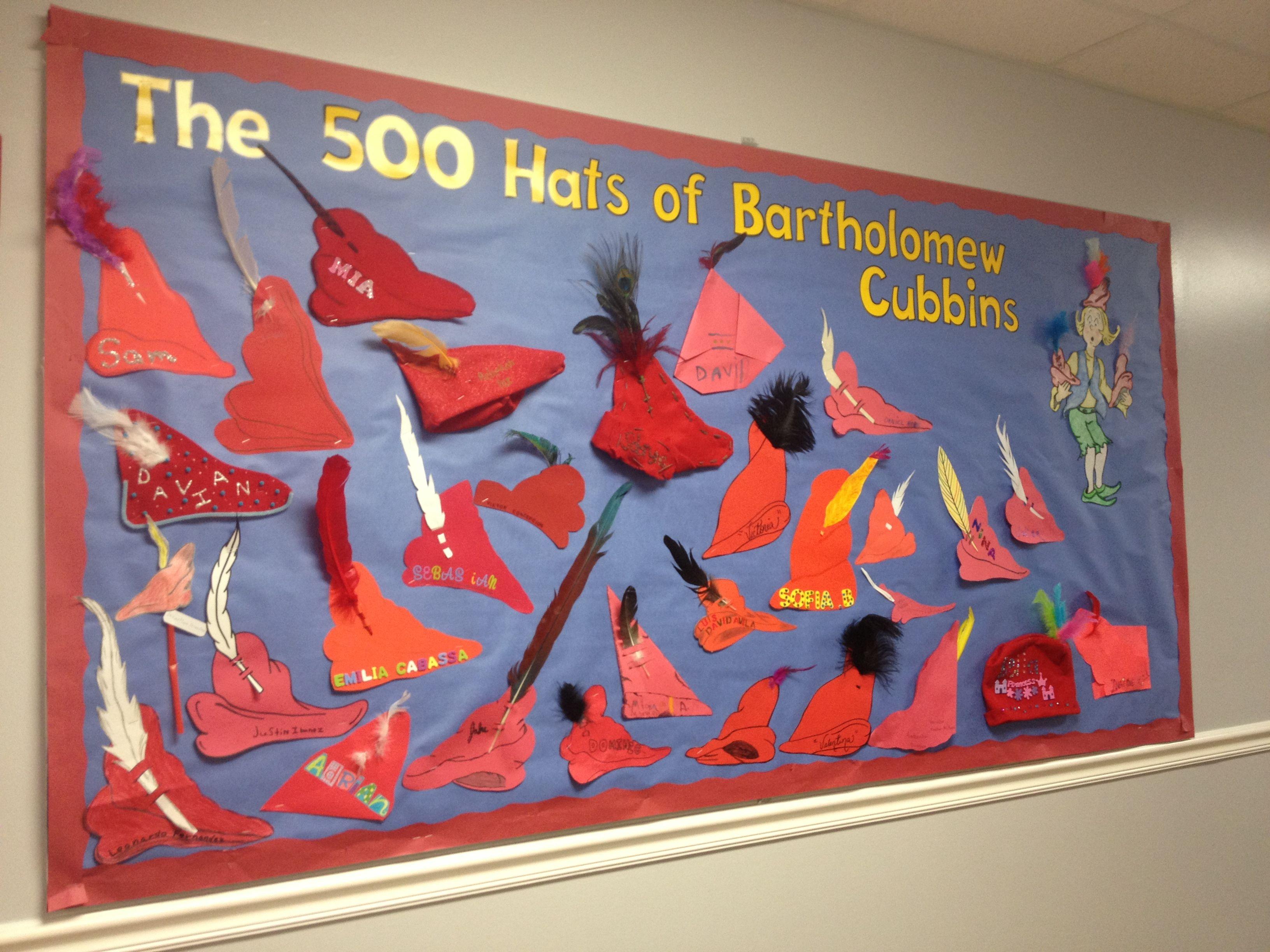 The 500 hats of bartholomew cubbins pdf free download free