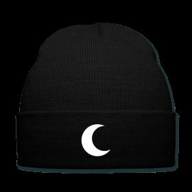 Moon Beanie - Available Here: http://sondersky.spreadshirt.com.au/moon-A18448402