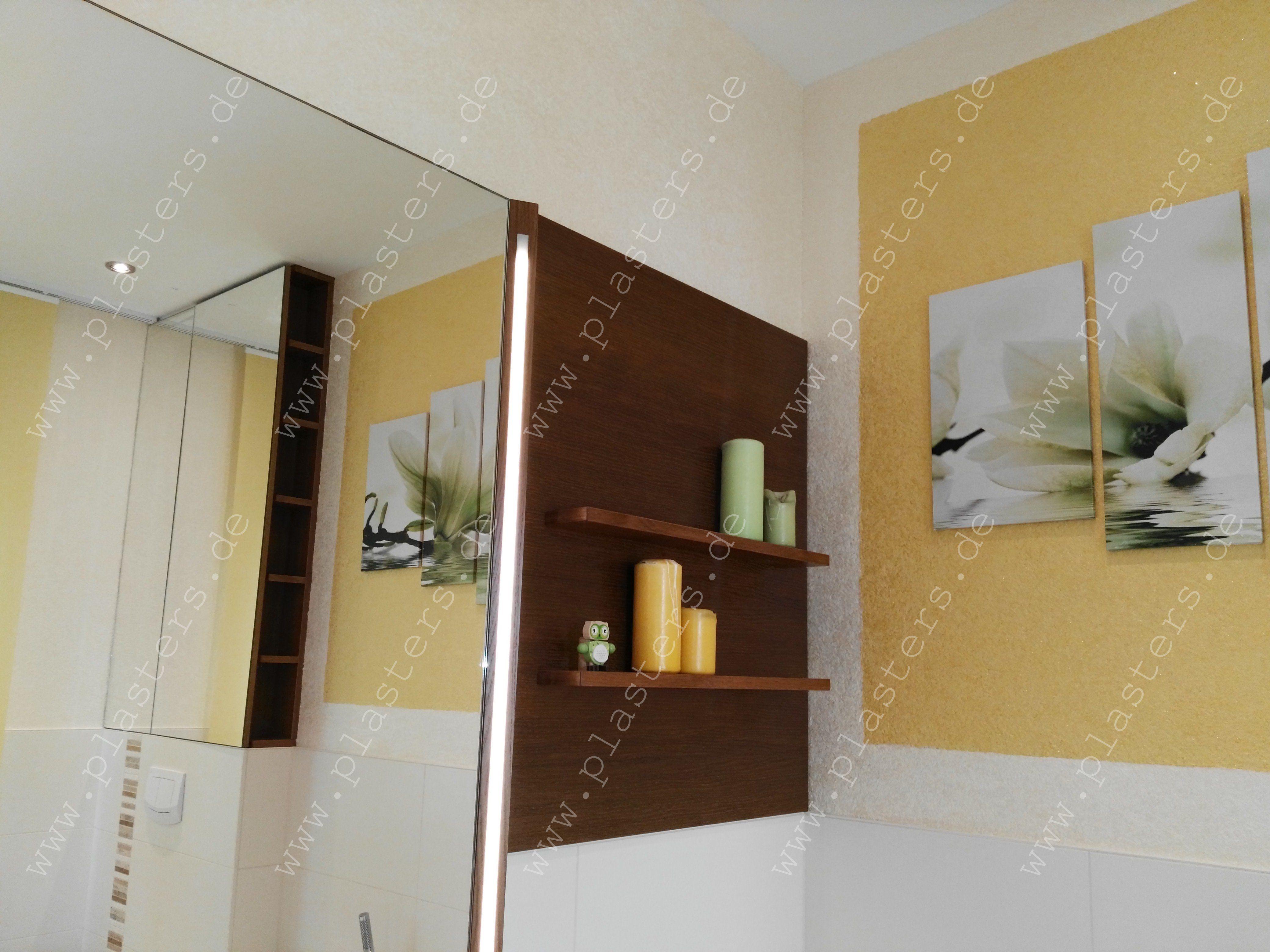 Vliestapete Badezimmer ~ Flüssigtapete im badezimmer tapete flüssigtapete