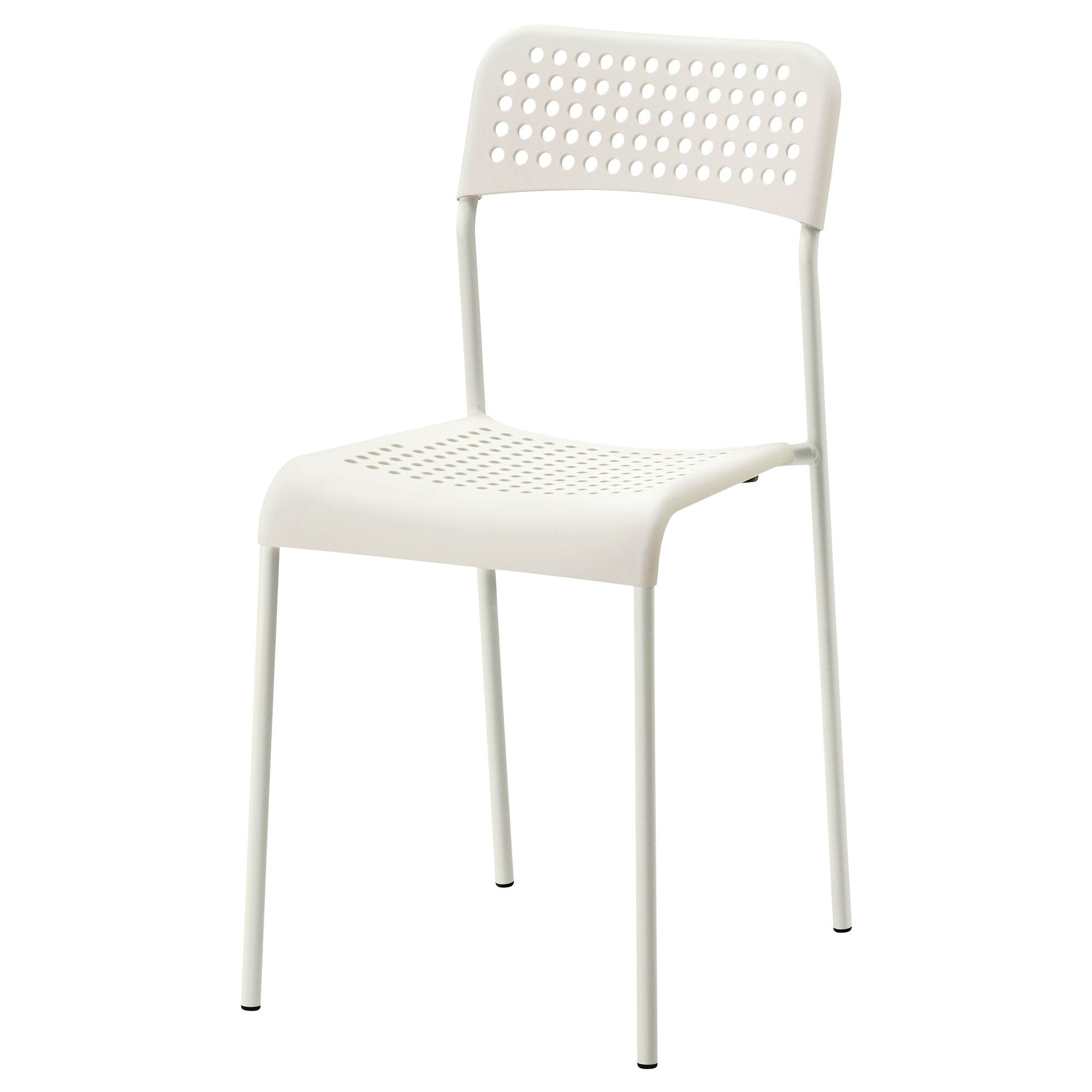 ADDE Chair White