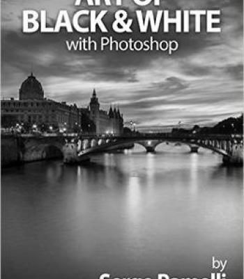 Art of black white with photoshop a comprehensive course on professional black and white