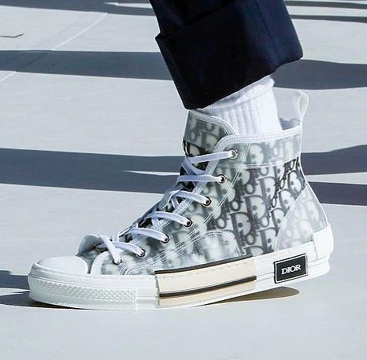 Dior Homme Spring 2019 Details | Sneakers men fashion, Dior ...