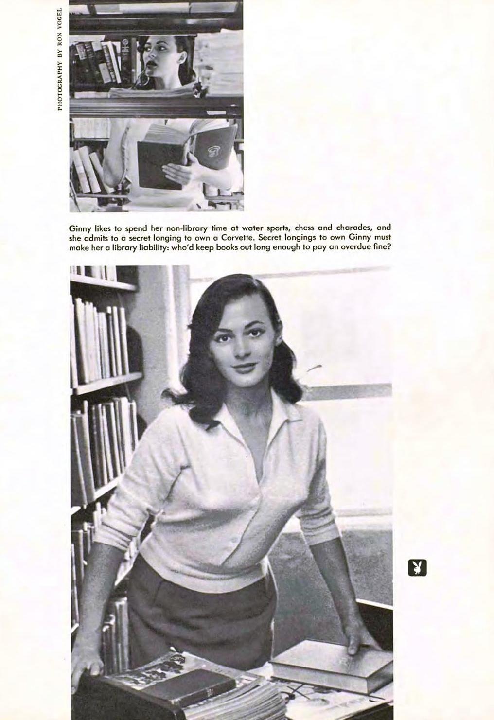 s th Rostro femenino, Biblioteca, Fotografia