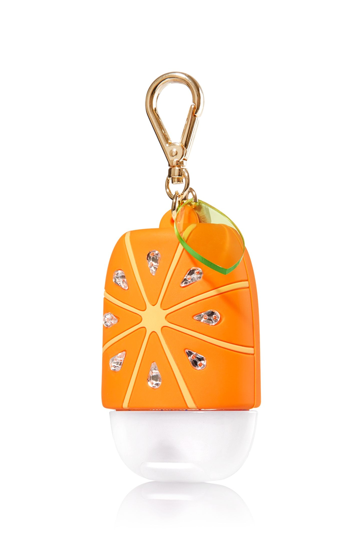 Orange Slice Pocketbac Holder Bath Body Works Bath Body