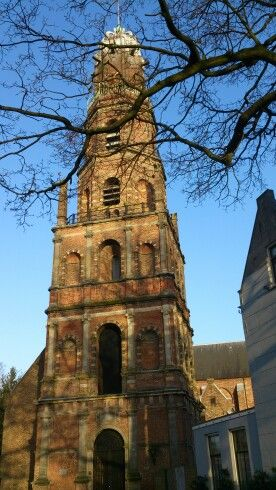 Tower of Reformed Church