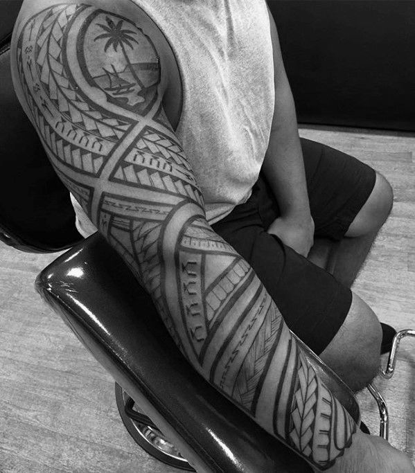 Top 71 Filipino Tribal Tattoo Ideas 2020 Inspiration Guide Filipino Tattoos Full Sleeve Tattoos Tribal Tattoo Designs