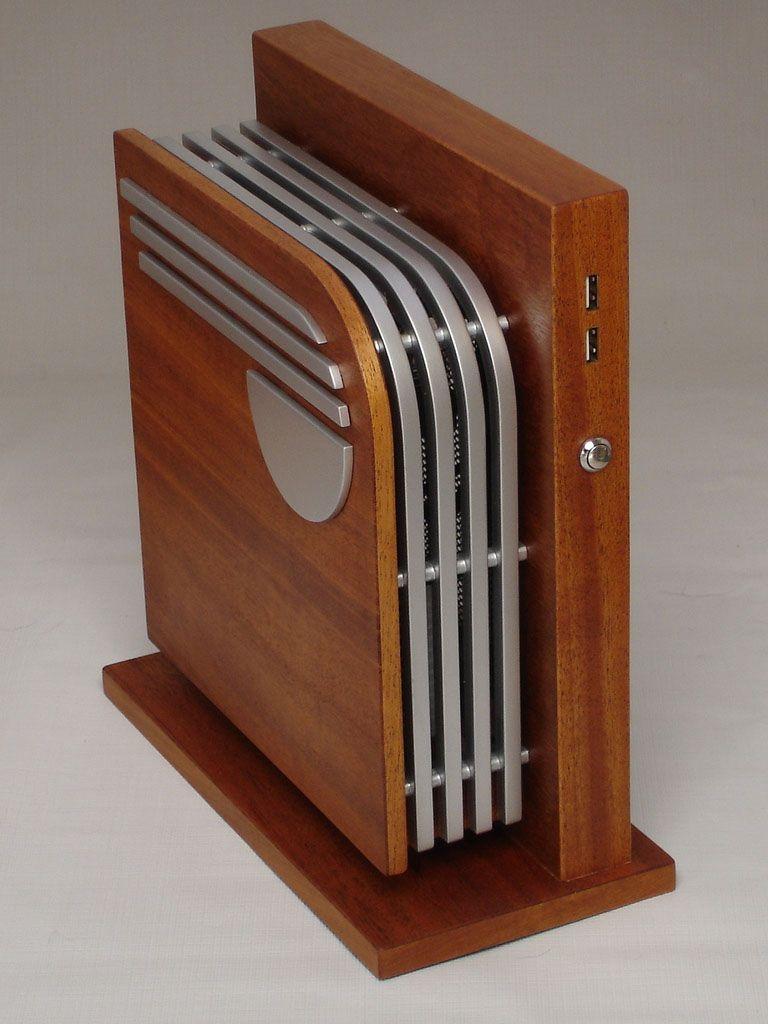 Wood Pc Case Magxics Custom Computer Case Computer Case Custom Computer