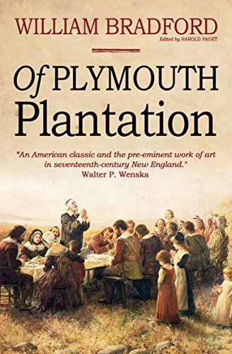 william bradford of plymouth plantation pdf