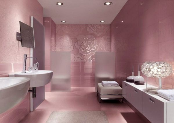 Girly Bathroom Ideas Mesmerizing Girly Bathroom Ideas  Top 10 Stylish And Girly Bathroom Design . Inspiration
