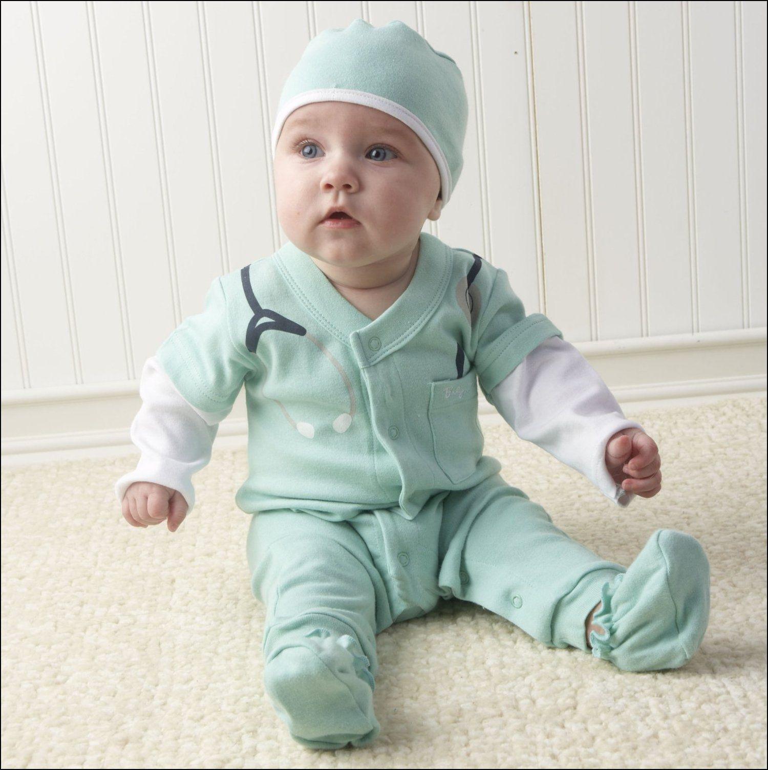 Newborn Baby Boy Clothes | newborn baby clothes for boys light green ...