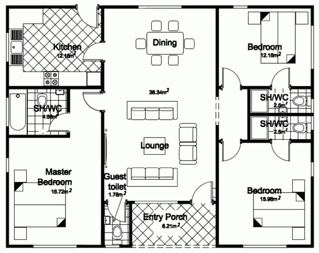 11+ New house plans 2017 image popular