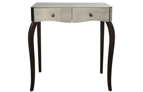 Arielle Antiqued Mirror Dressing Table Get Unbeatable