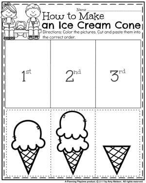 Summer Preschool Worksheets | Teachers Pay Teachers - My ...