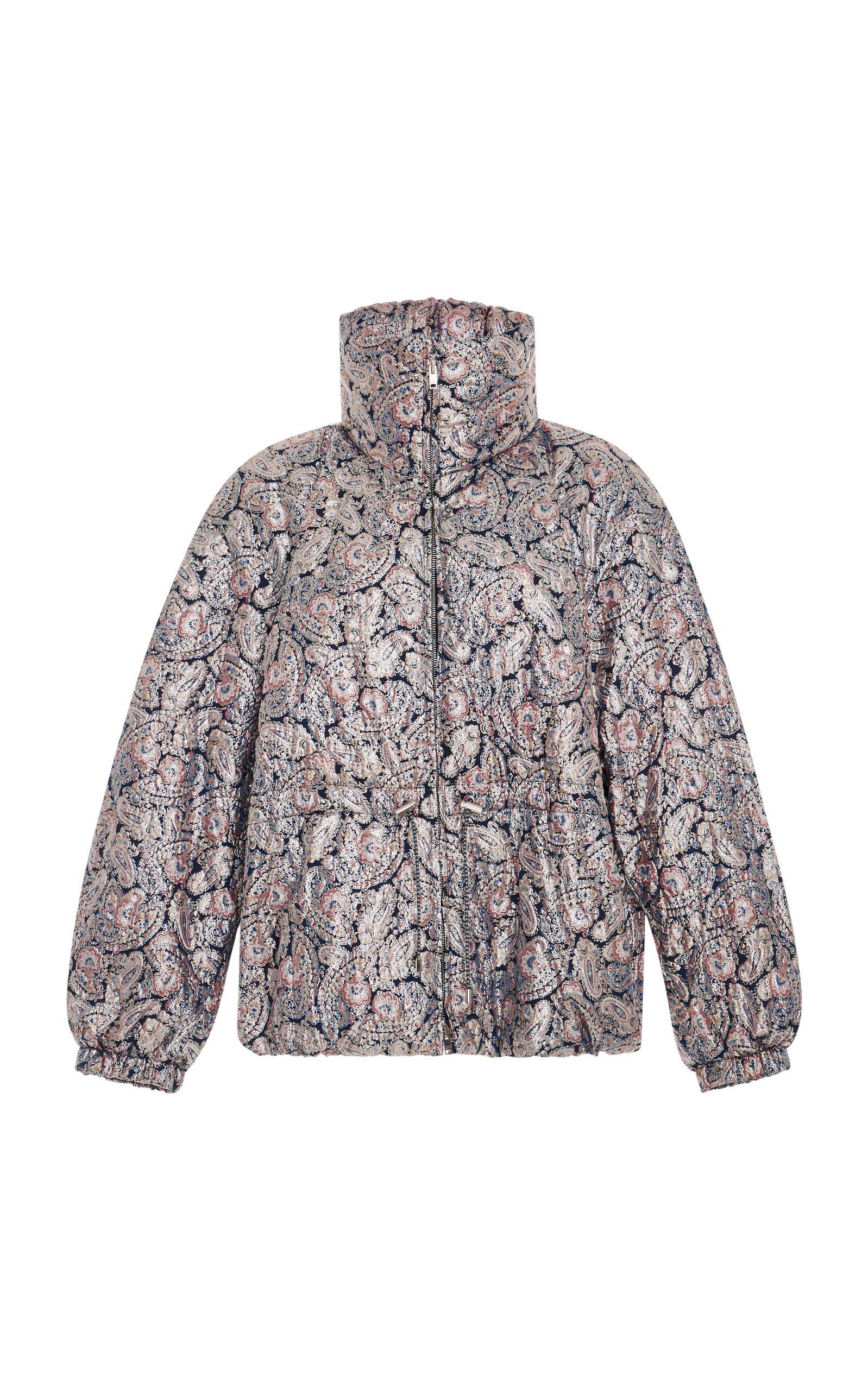 Isabel Marant Calvin Paisley Puffer Jacket 1 085 Calvin Isabel Marant Jackets [ 2560 x 1598 Pixel ]