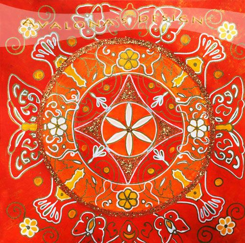Mandalas Spirituelle Kunst Lebensfreude Spirituelle Botschaften
