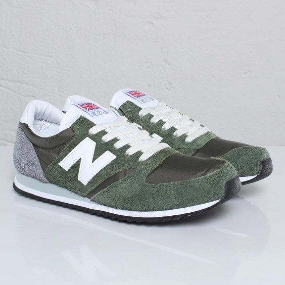 vente chaude en ligne ec2cc 93b98 Pin by Liza Zu on Shoes | New balance, New balance 420 ...