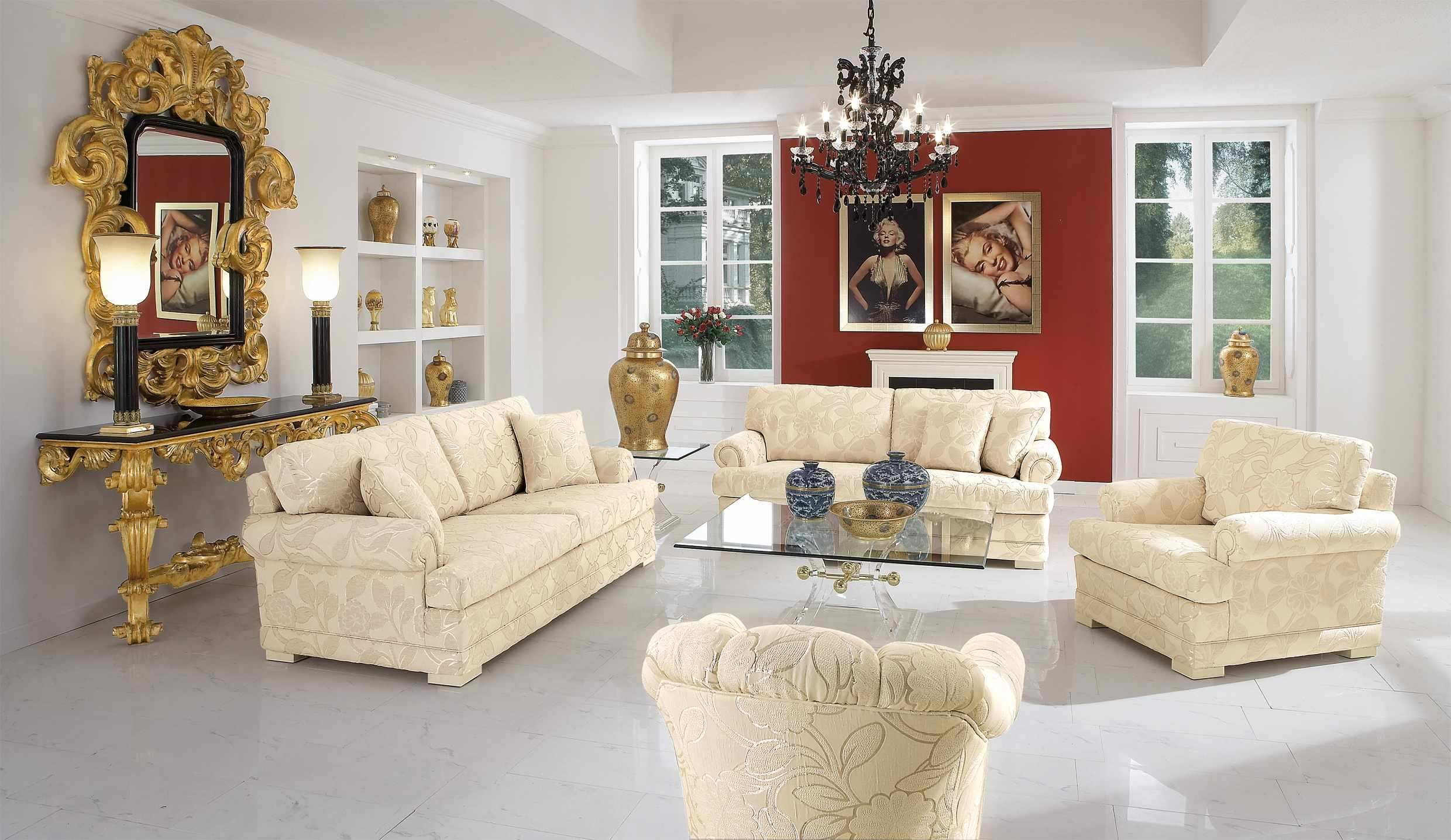 Beautiful Living Rooms | ... Living Room Bed Room Designs » Blog ...