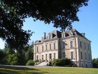Chambre D Hote De Charme Au Chateau En Anjou Contigne