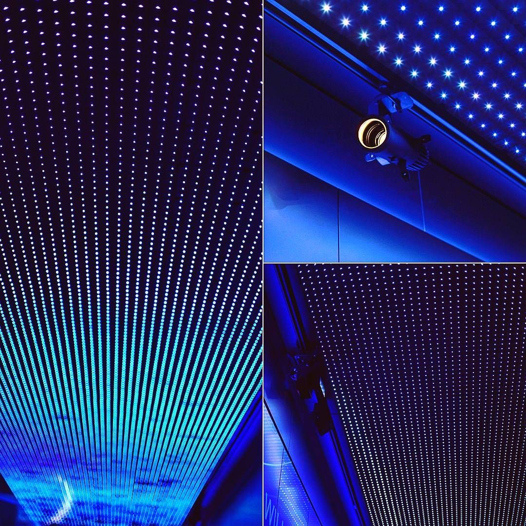 New Erleuchtung Kein Sternenhimmel aber Eindruck macht unsere LED Decke allemal Sonepar InnovationLab Lab soneparlab lampen lamps led ledlights