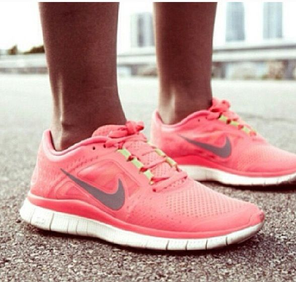 Coral nike trainers | Nike free shoes, Nike shoes outlet