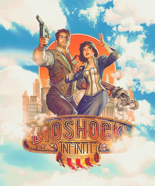 We Re All Buried At Sea Bioshock Bioshock Infinite Bioshock Art