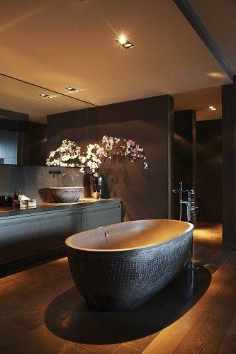100 Must-See Luxury Bathroom Ideas | Pinterest - Woningbouw ...