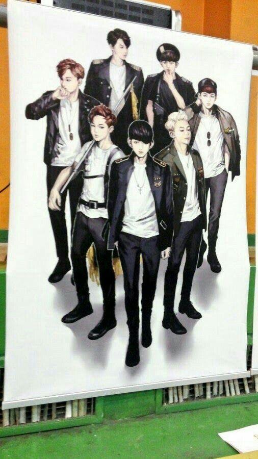 Pin by Booboo CAT on fanart wallpaper | BTS, Bts fans, Bts