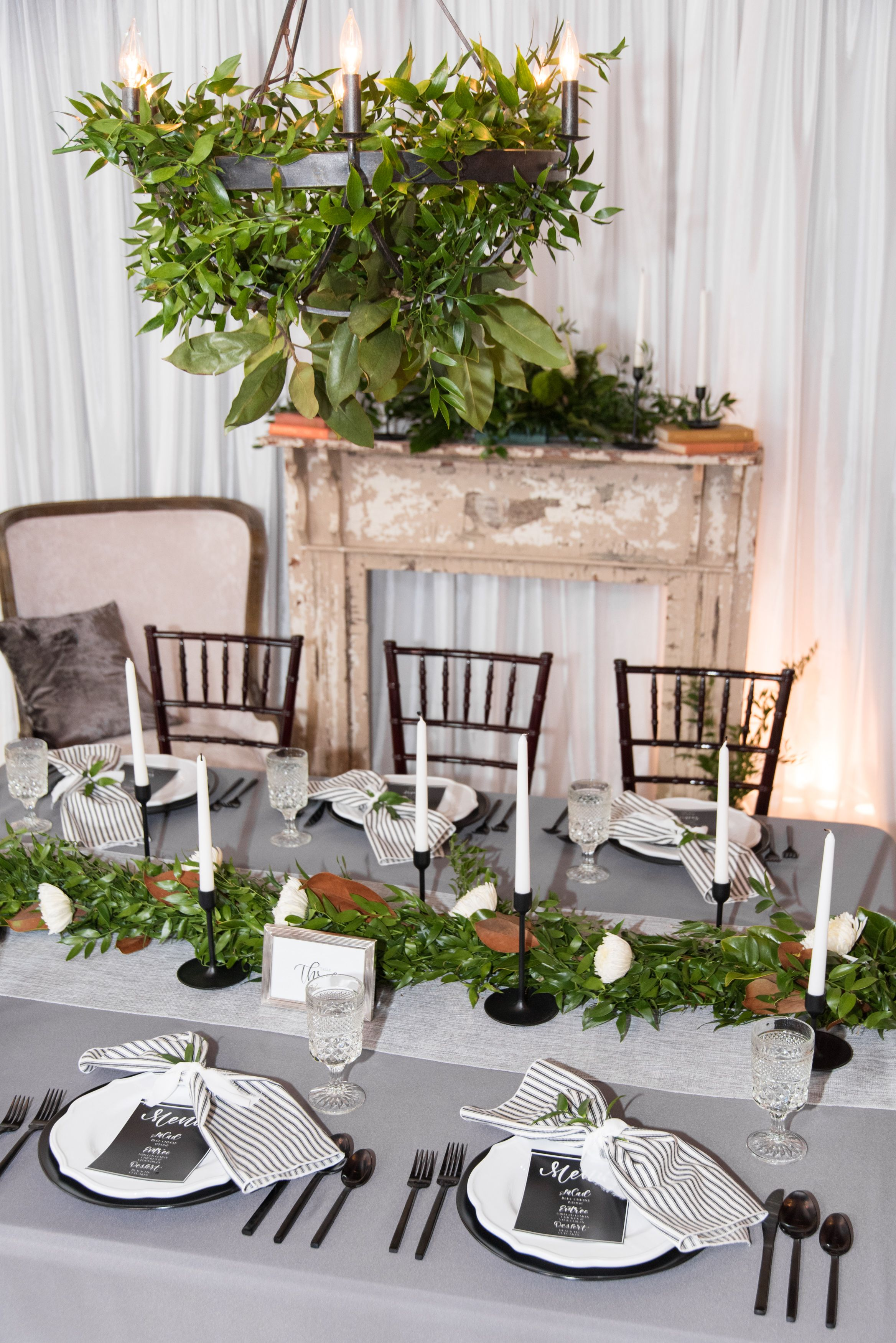 The Crystal Clear Event Fixer Upper Style Table Modern