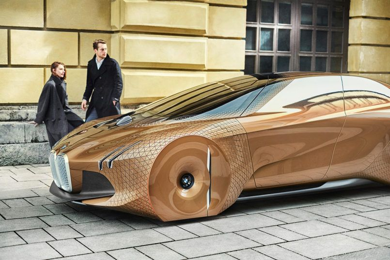 Bmw Vision Next 100 Concept By Seungmo Lim With Images Bmw