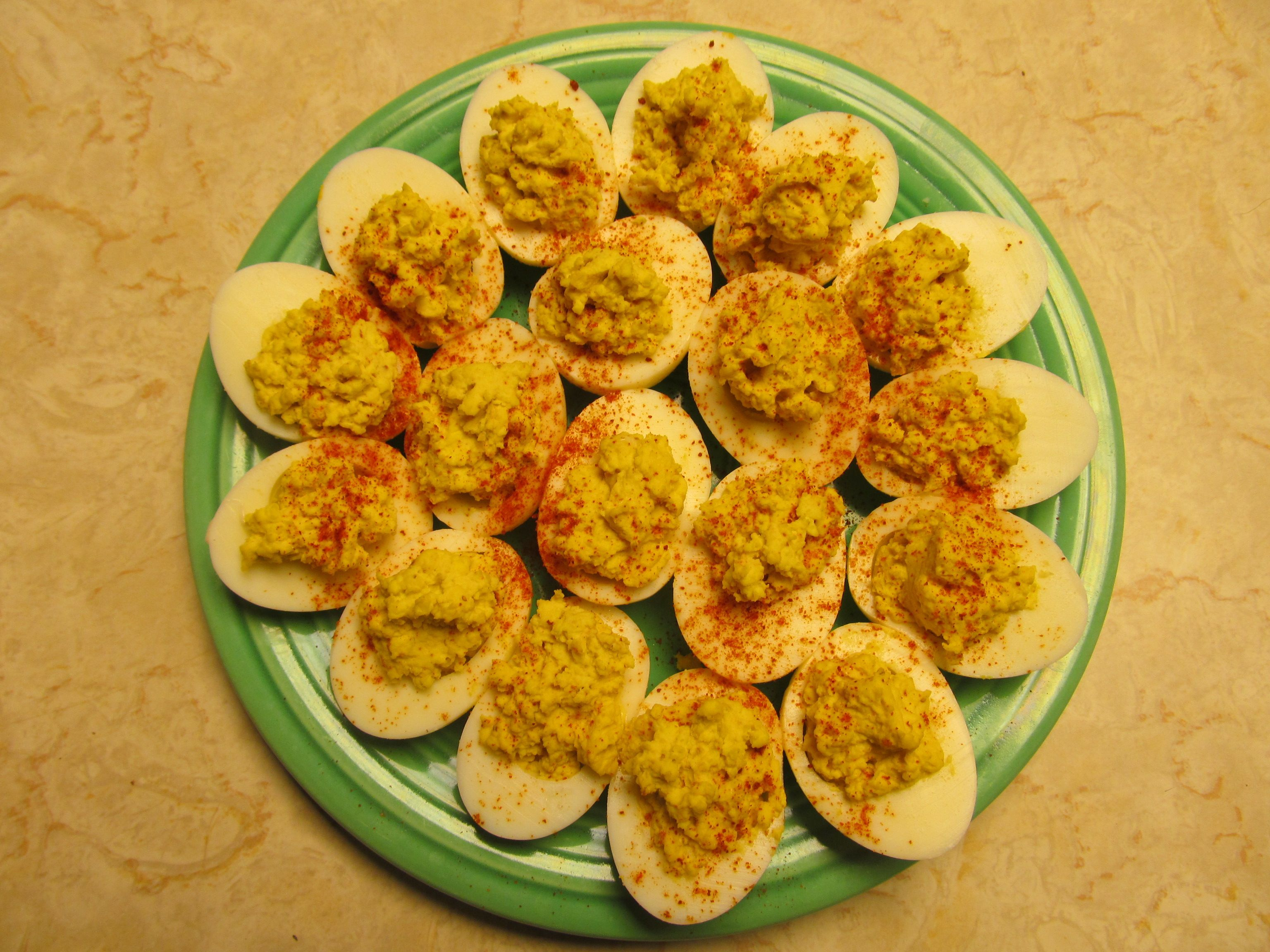 Low sodium deviled eggs low sodium recipes pinterest devil low sodium deviled eggs if youre eating less than mg of salt per day my low sodium deviled eggs recipe is huge boost to liver kidney and heart diets forumfinder Gallery