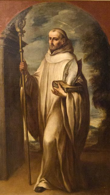 San Bernardo De Claraval Vicente Berdusan Com Imagens