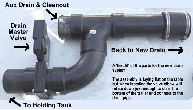 Rv Plumbing Diagram
