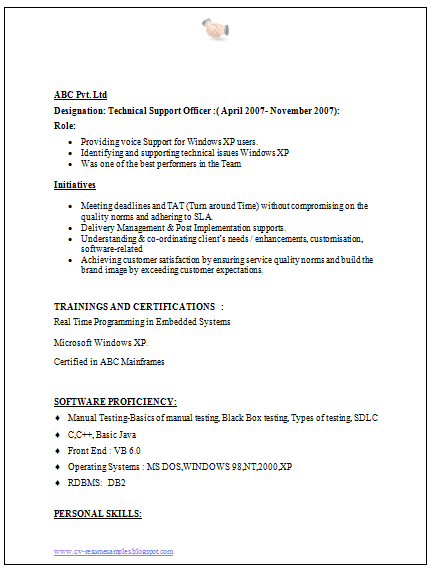 Bachelor in Computer Science Resume (3) | Career | Pinterest