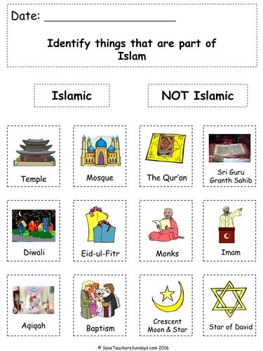 KS1 Islam Lesson plan, PowerPoint   Islam Week ks1   Pinterest