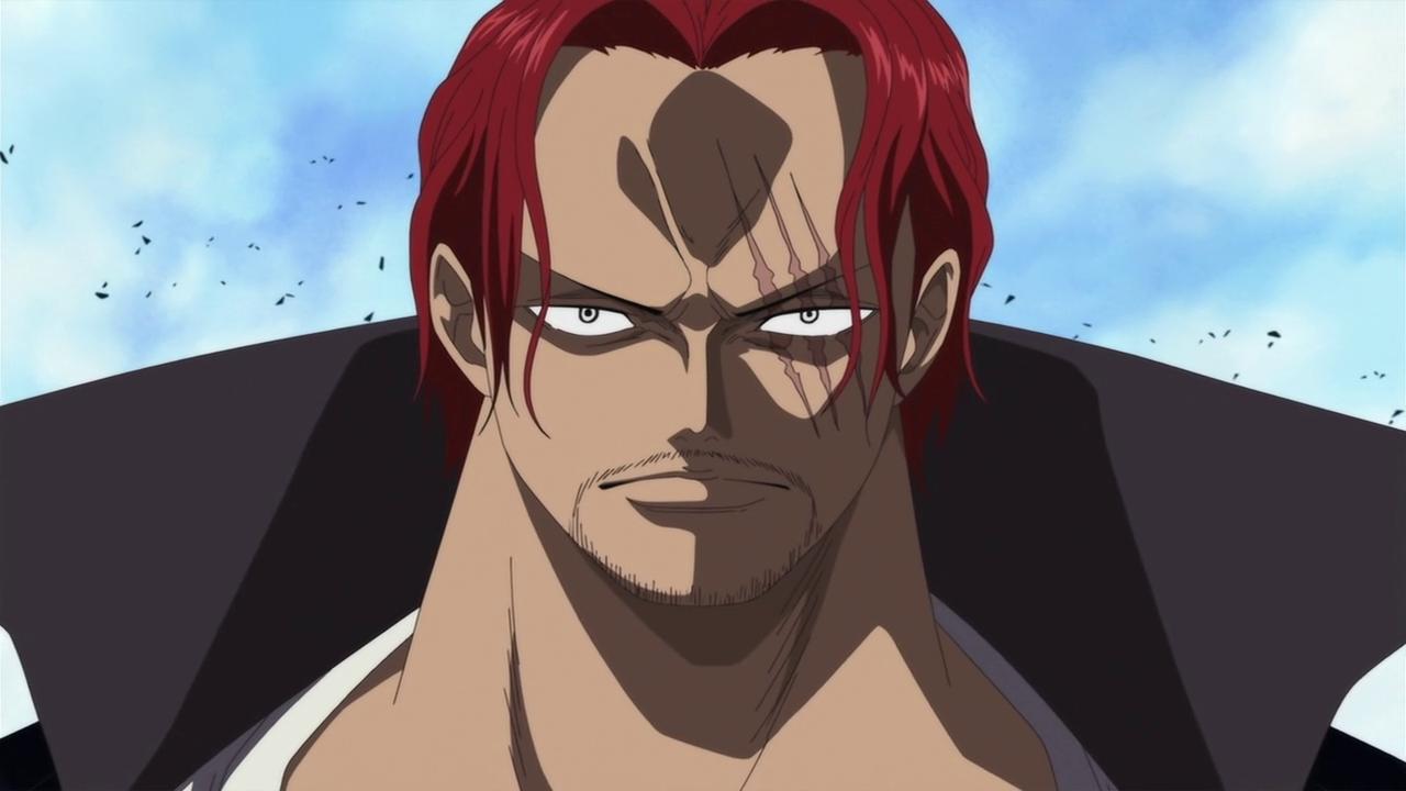 Yonko Shanks - Marineford | One Piece | Dessin animé, Dessin animé manga, Image de one piece