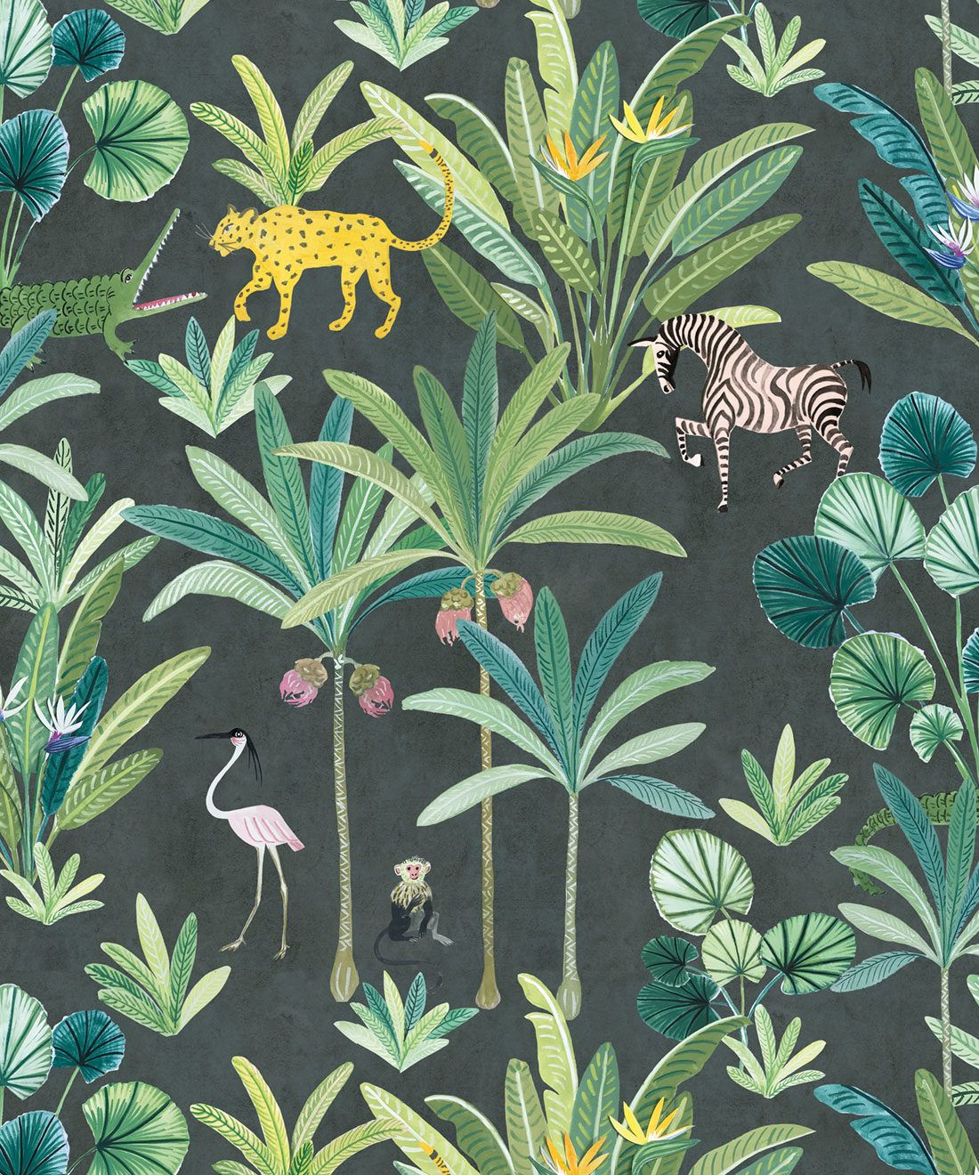 Jungle Wallpaper Gorgeous Animal Kingdom Jungle Wallpaper Animal Kingdom Palm Wallpaper