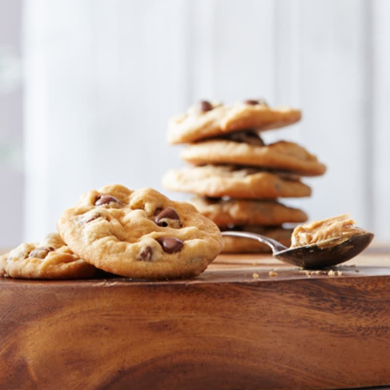 This famous classic American cookie is a treat no matter what the age or occasion.  Enjoy it with a glass of cold milk.