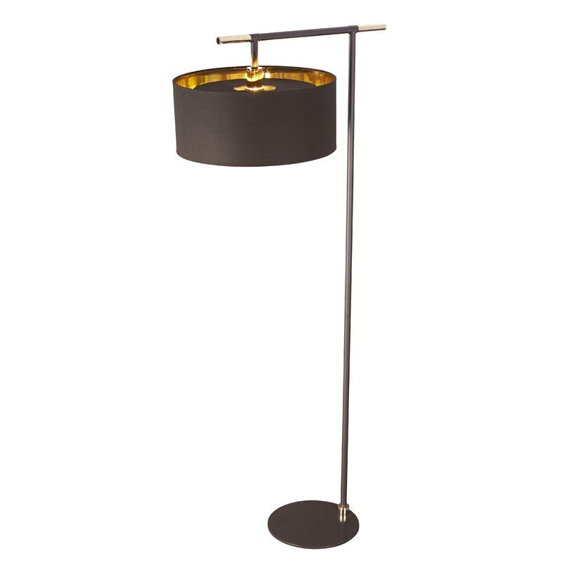 Youll love the balance 161 3cm h arched floor lamp at wayfair co