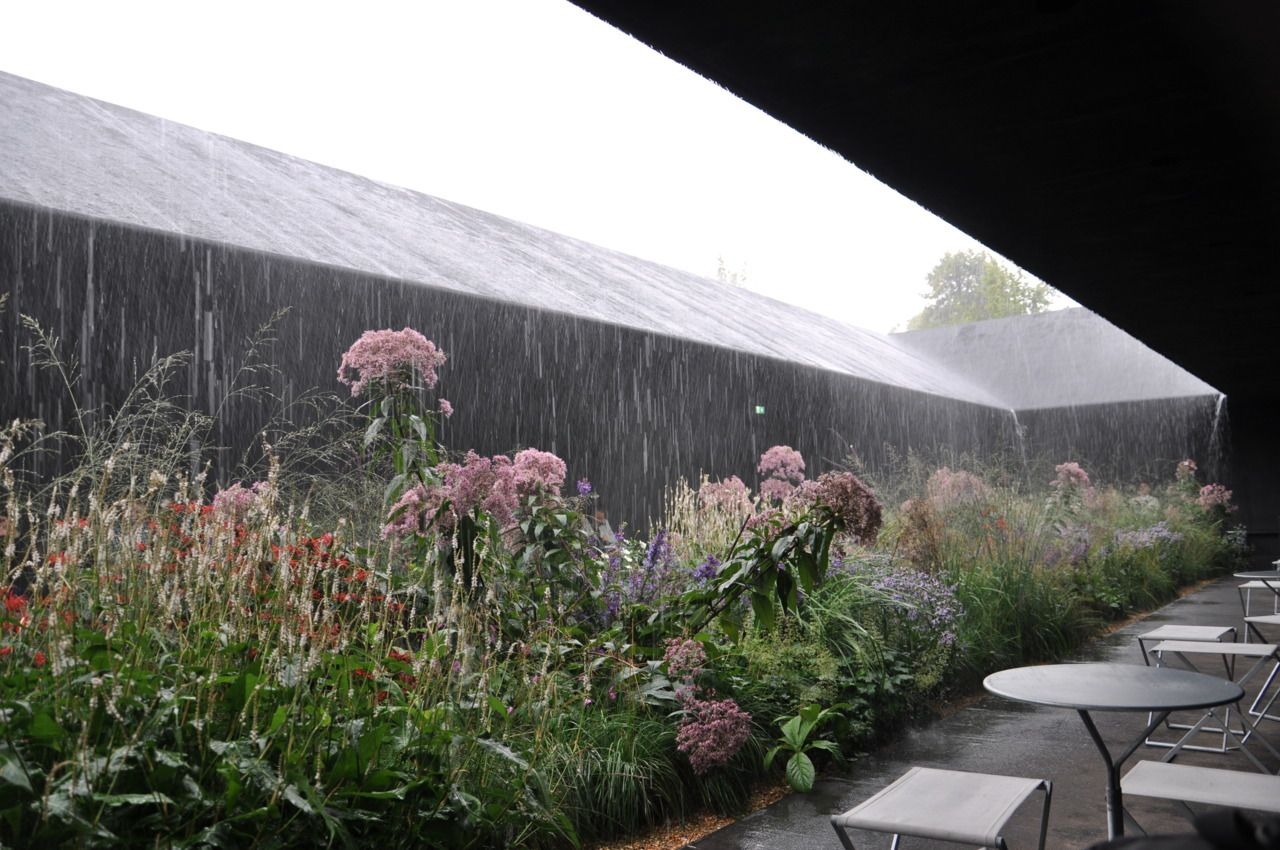 rainwater peter zumthor Google Search