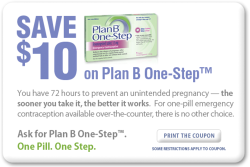 If you need plan b heres a printable 10 off coupon it doesnt craft fandeluxe Image collections