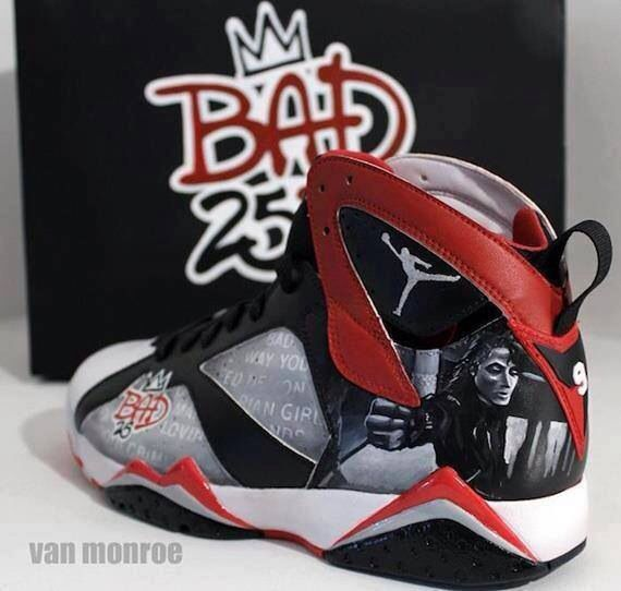 uk availability 3b586 956a4 Air Jordan 1 Retro Michael Jackson Vs Michael Jordan Edition ...