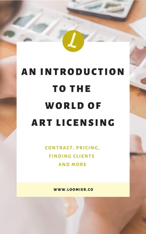 art licensing — loomier in 2020  art licensing creative
