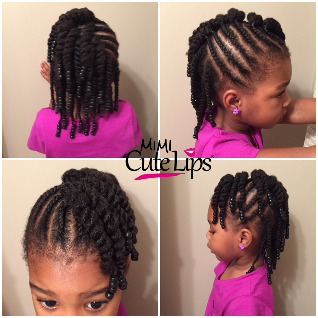natural hairstyles for kids | http://mimicutelips/2015/06