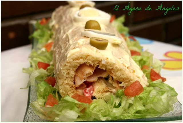 El Ágora de Ángeles: PIONONO INGLÉS | Recetas de cocina | Pinterest ...
