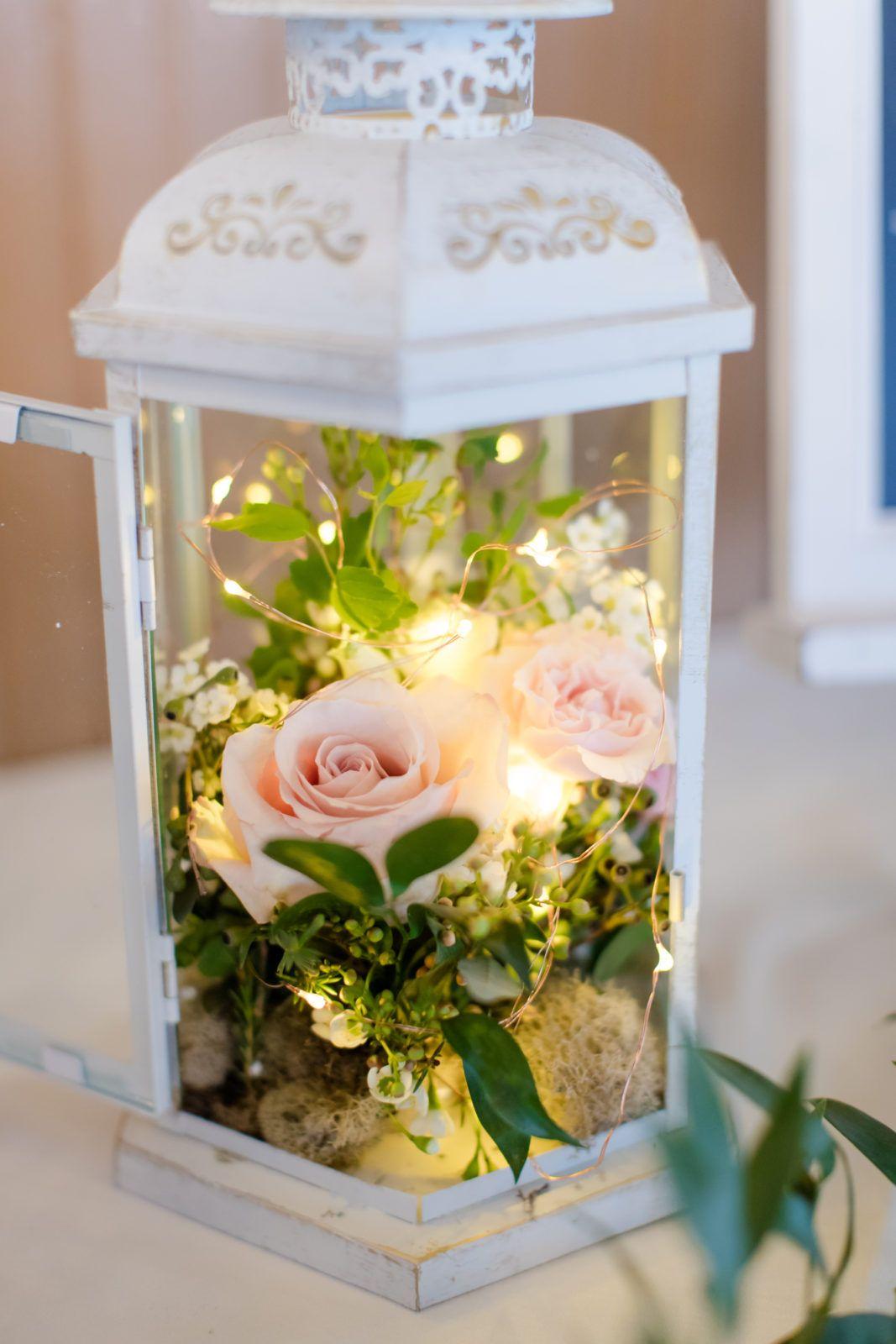 Beautiful wedding details form a New Jersey wedding. Photos by Vanessa Joy  Photography … | Lantern centerpiece wedding, Wedding table centerpieces,  Wedding lanterns