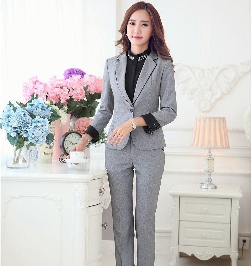 tailleur femme ensemble veste pantalon